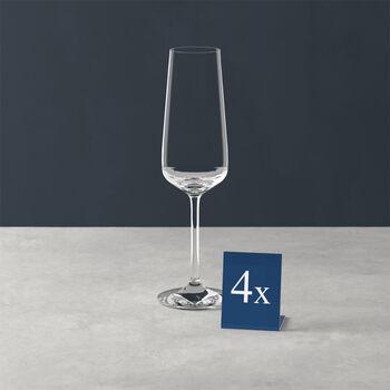 Ovid bicchiere da spumante set da 4