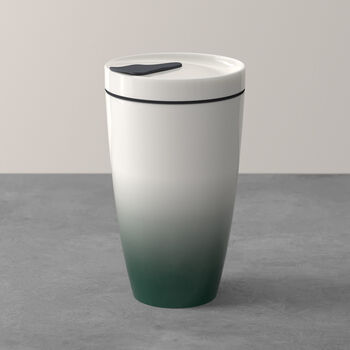 To Go tazza mug da viaggio M green