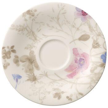 Mariefleur Gris Basic Plato taza café/té 16cm