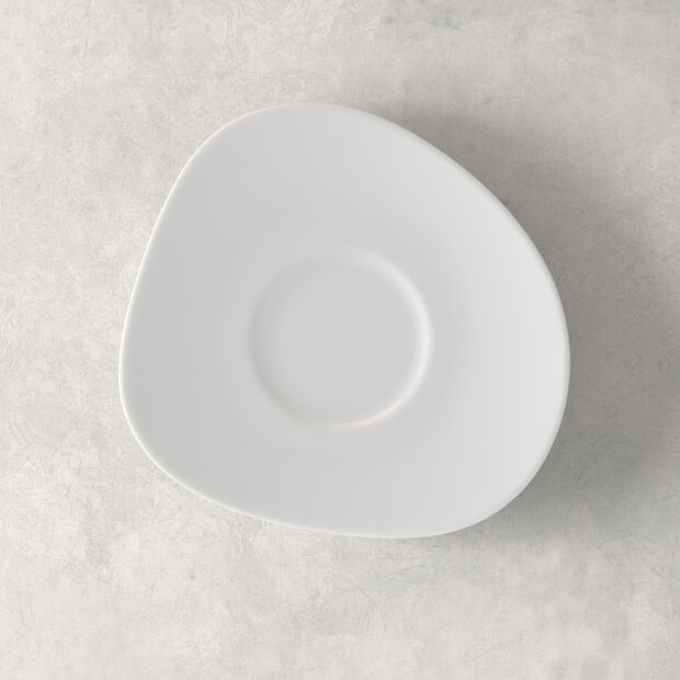 Organic White platillo para taza de café, blanco, 17,5 cm, , large