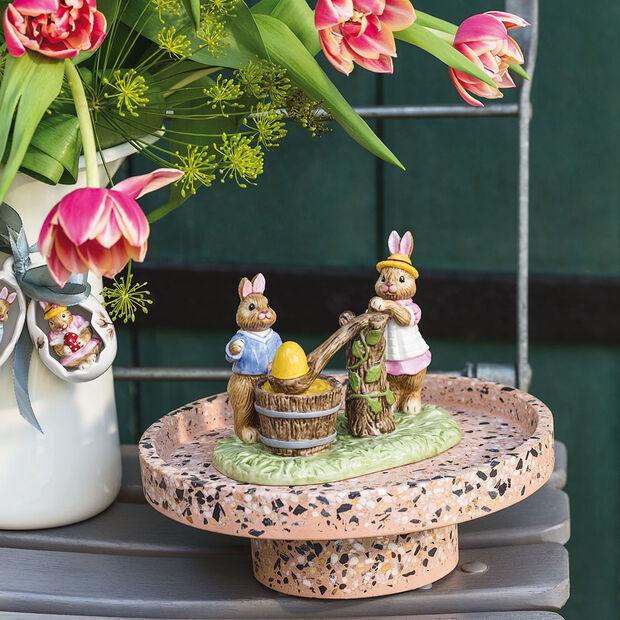 Bunny Tales statuina pittura dell'uovo , multicolore, , large