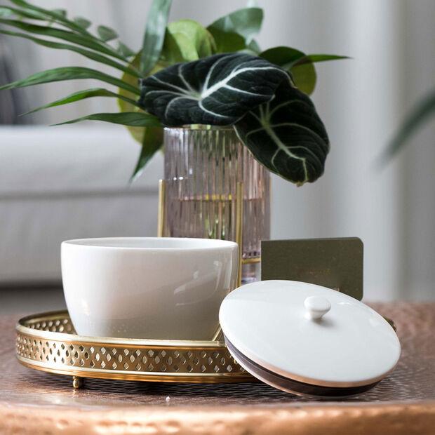 Tea Passion Scatola per thè con coperchio, , large