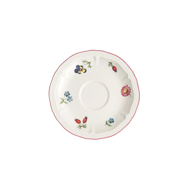 Petite Fleur piattino per tazza da moka/espresso, , large