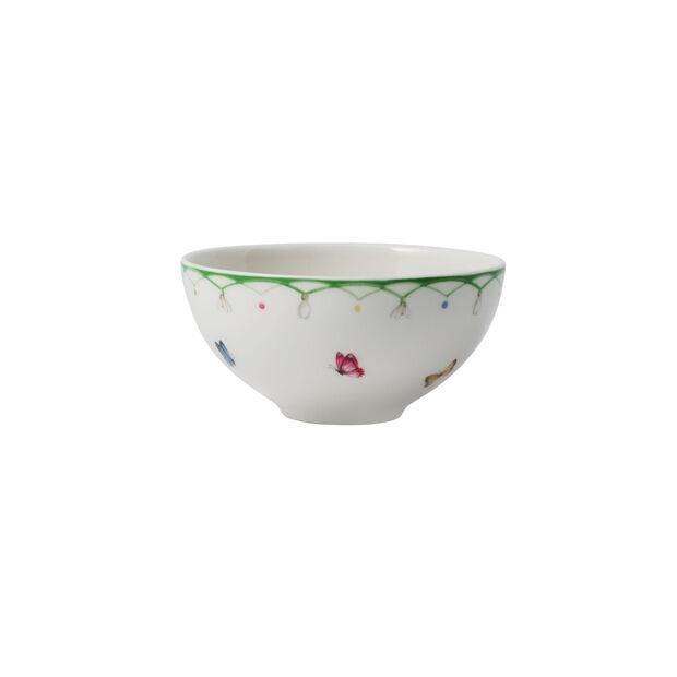 Colourful Spring tazón pequeño, blanco/verde, , large
