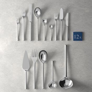 Udine servizio di posate Lunch 113 pezzi
