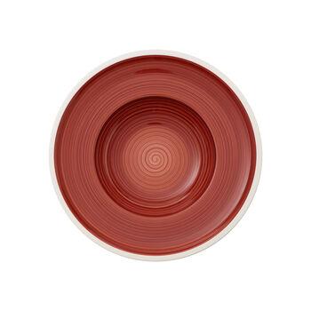 Manufacture rouge Piatto fondo 25cm