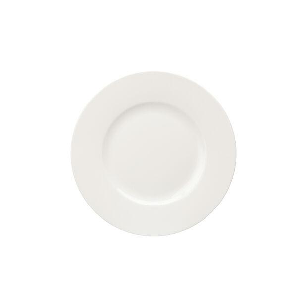 Basic White Plato postre, , large