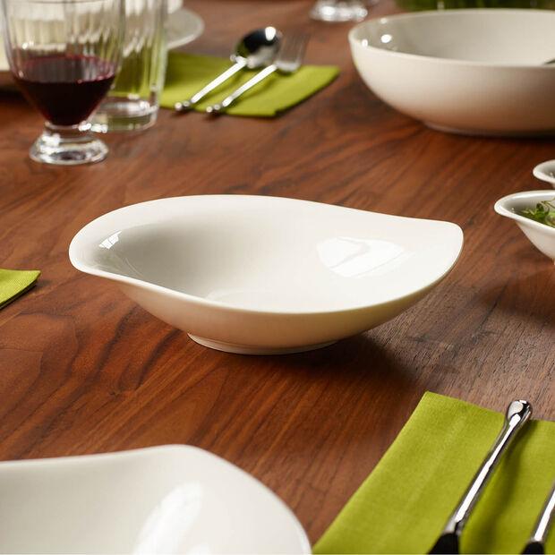 New Cottage Special Serve Salad Coppa fonda 21x18cm, , large
