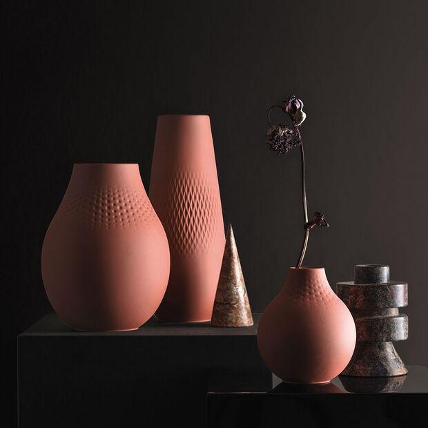 Manufacture Collier terre vaso piccolo, Perla, 11x11x12cm, , large