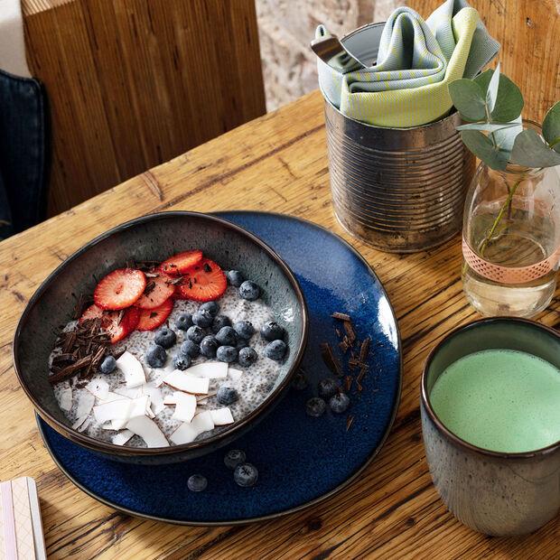 Lave Bleu piatto da colazione, , large