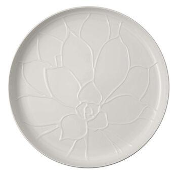 it's my home bandeja Socculent, 34 cm, blanco