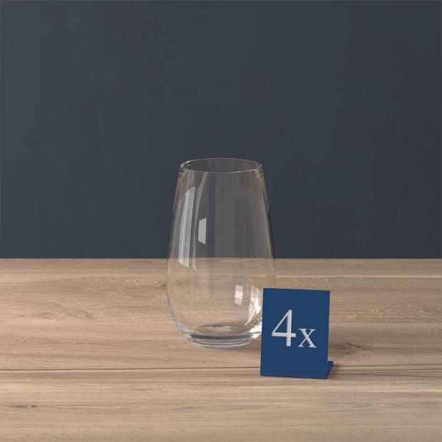 Entrée bicchiere, 620 ml, 4 pezzi, , large