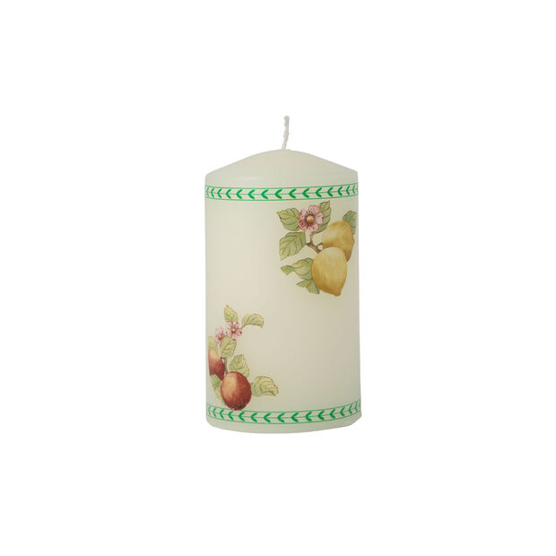 Table Decoration Candele French Garden 70x140mm, , large