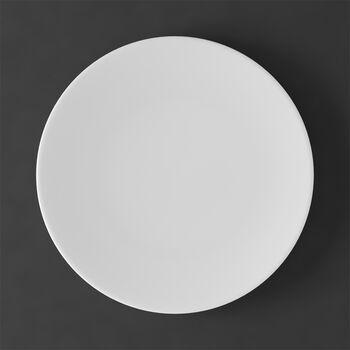 MetroChic blanc Piatto piano 27x27x2cm
