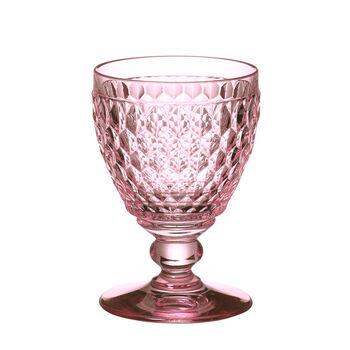 Boston Coloured Bicchiere da vino rosso Rose