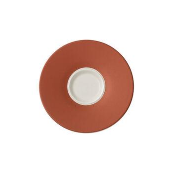 Caffè Club Uni Oak plato de taza de café con leche