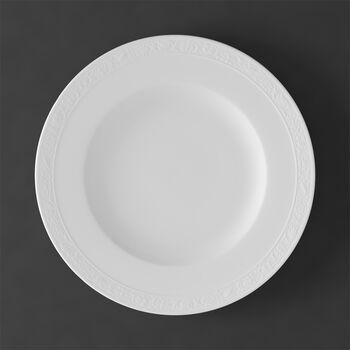 White Pearl piatto piano