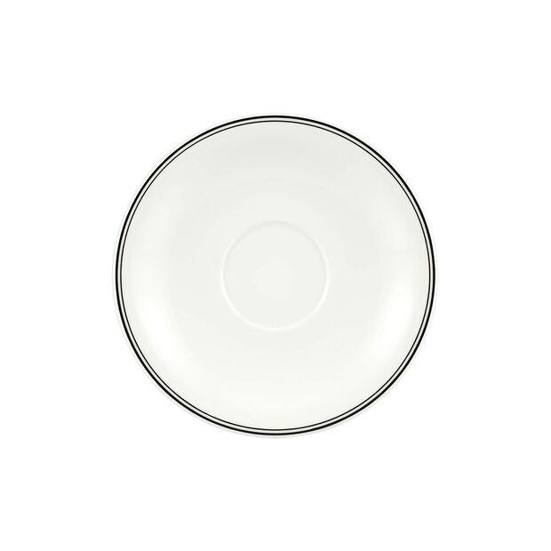 Charm & Breakfast Design Naif piattino per tazza da caffellatte XL 20 cm, , large