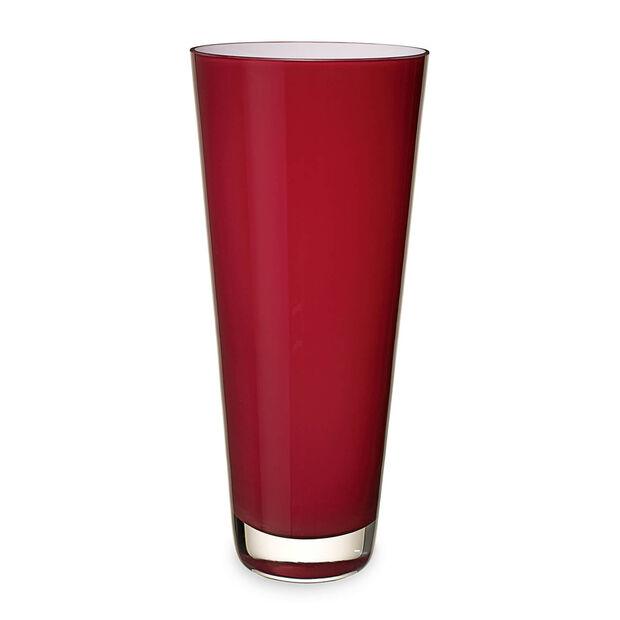 Verso vaso grande Deep Cherry, , large