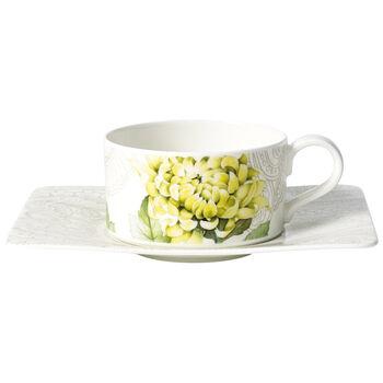 Quinsai Garden Tazza tè con piattino 2pz.
