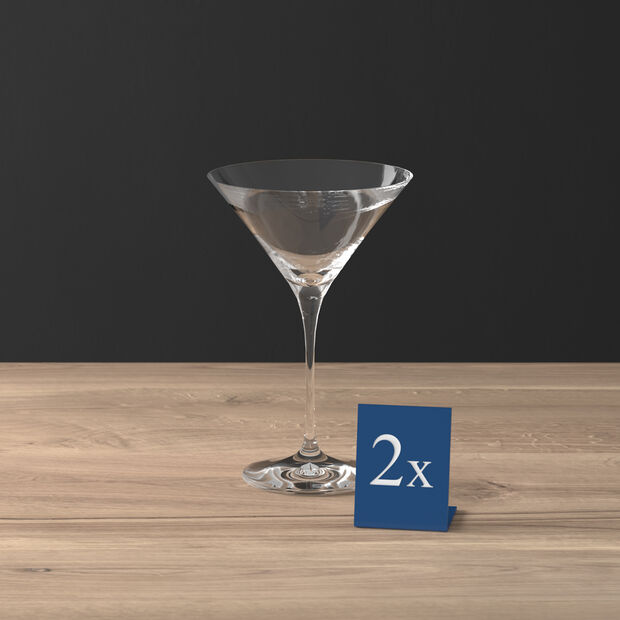Purismo Bar bicchiere da cocktail/Martini set da 2, , large