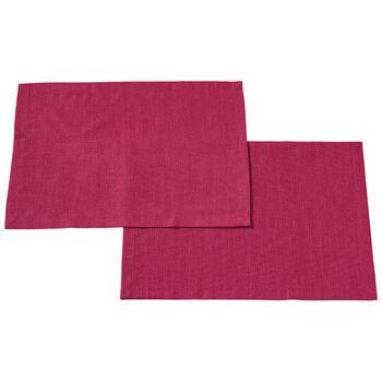 Textil Uni TREND Tovaglietta Red Plum S2 35x50cm