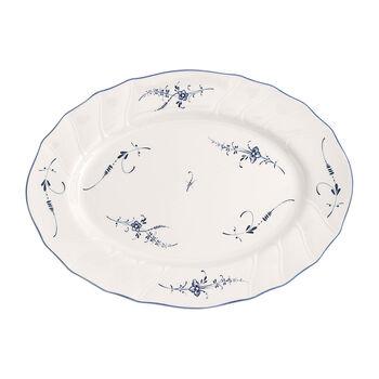 Vieux Luxembourg piatto ovale 36cm