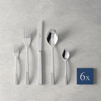V&B Alanis Servizio tavola 30 pezzi 44x28x5cm