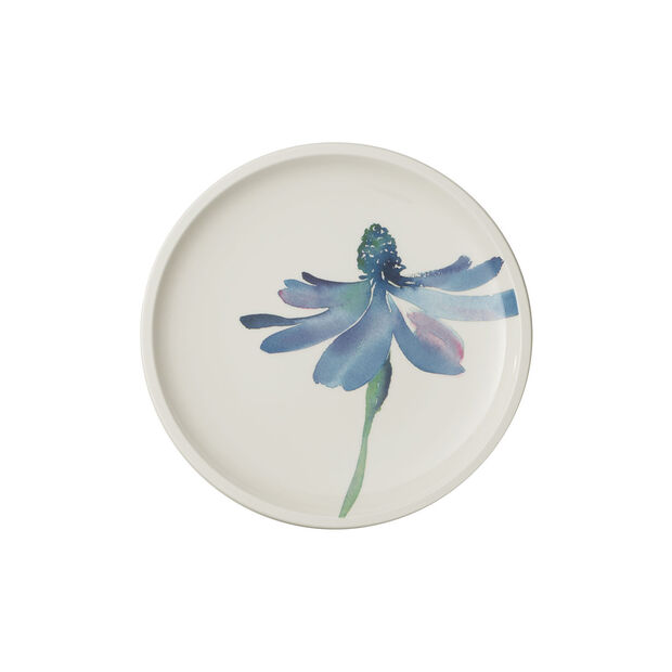 Artesano Flower Art piatto da colazione, , large