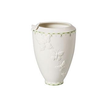 Colourful Spring vaso alto, bianco/verde