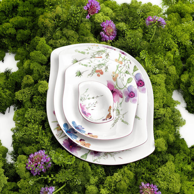 Mariefleur Serve & Salad cazoleta plana 34 cm, , large