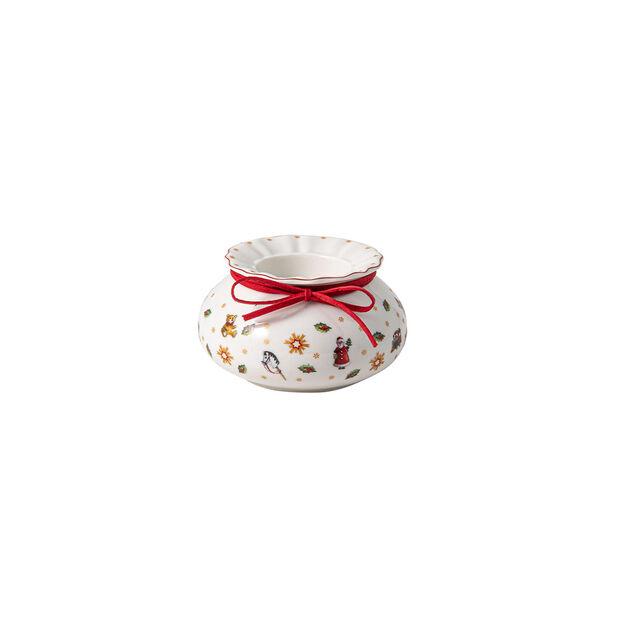 Toy's Delight Decoration barattolo portacandeline, 10 x 6 cm, , large