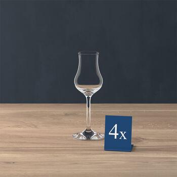 Entrée copa de licor set de 4 piezas