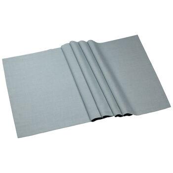 Textil Uni TREND Striscia blue fox 77 50x140cm