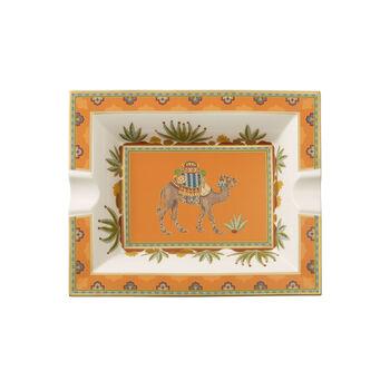 Samarkand Mandarin posacenere 17x21 cm