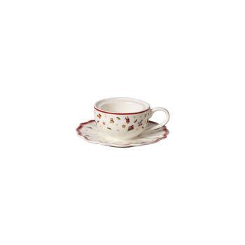 Toy's Delight Decoration Portacandelina tazza da caffè 9,8x9,8x4cm