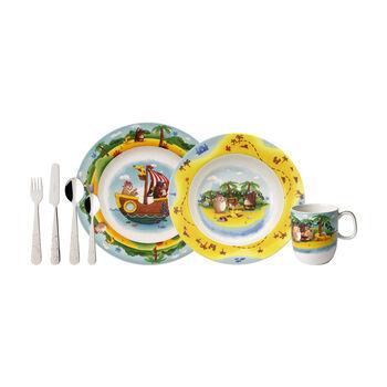 Chewy's Treasure Hunt Set da 7 pezzi per bambini
