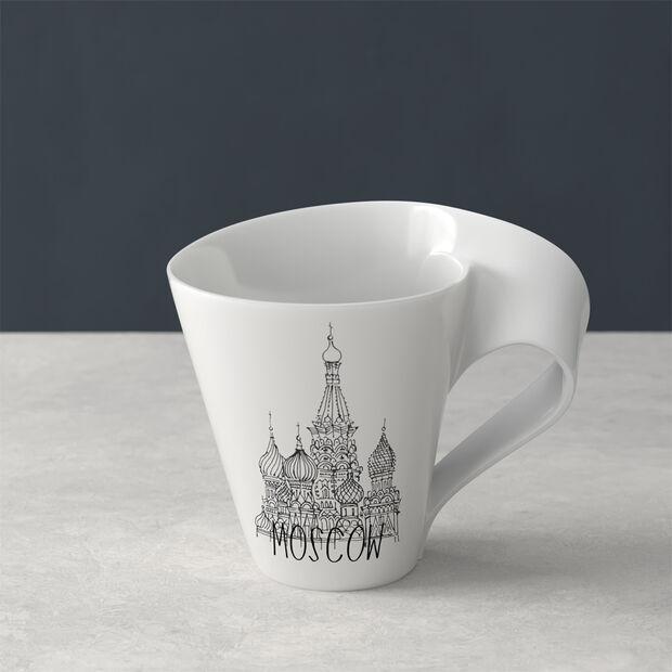 Modern Cities taza grande de café, Moscow, 300ml, , large