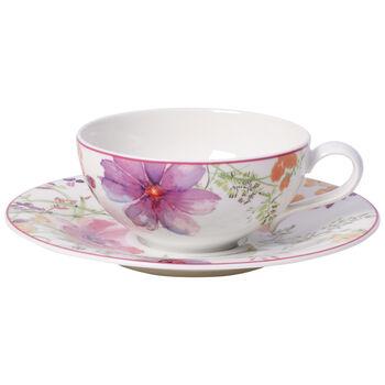 Mariefleur Tea Tazza tè con piattino 2pz.