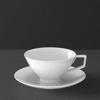 La Classica Nuova Tazza tè con piattino 2pz.
