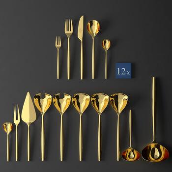 MetroChic d'Or Servizio tavola 70 pezzi