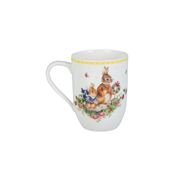 Spring Awakening Bicchiere con manico fam. Bunny Tales, , large