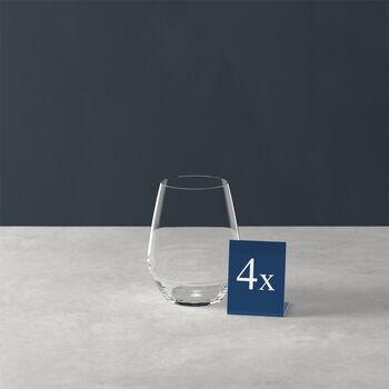 Ovid set de 4 vasos de agua
