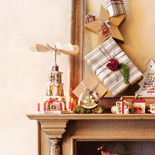 Christmas Toys Memory Piramide natalizia, , large