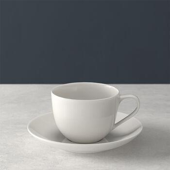For Me tazza da caffè con piattino set da 2