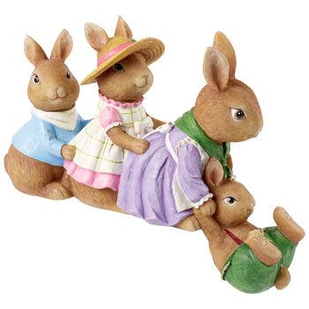 Spring Fantasy Accessories Striscia decorativa coniglietti 30,5x7,2x20cm