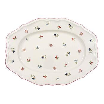 Petite Fleur piatto ovale 37 cm