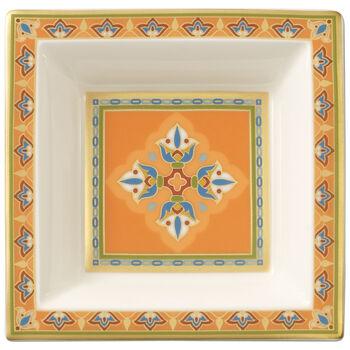 Samarkand Mandarin coppetta dessert quadrata10x10 cm