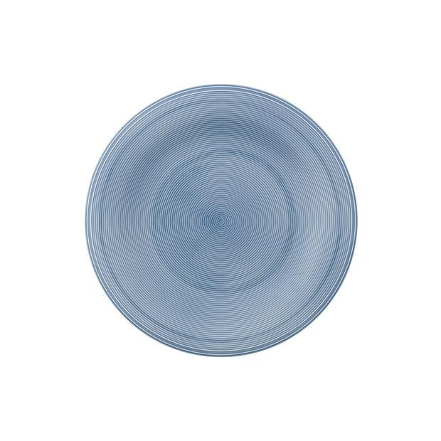 Color Loop Horizon piatto da colazione 21x21x2cm, , large