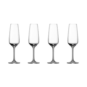 vivo | Villeroy & Boch Group Voice Basic Glas Champagne Flute Reims set 4 pcs